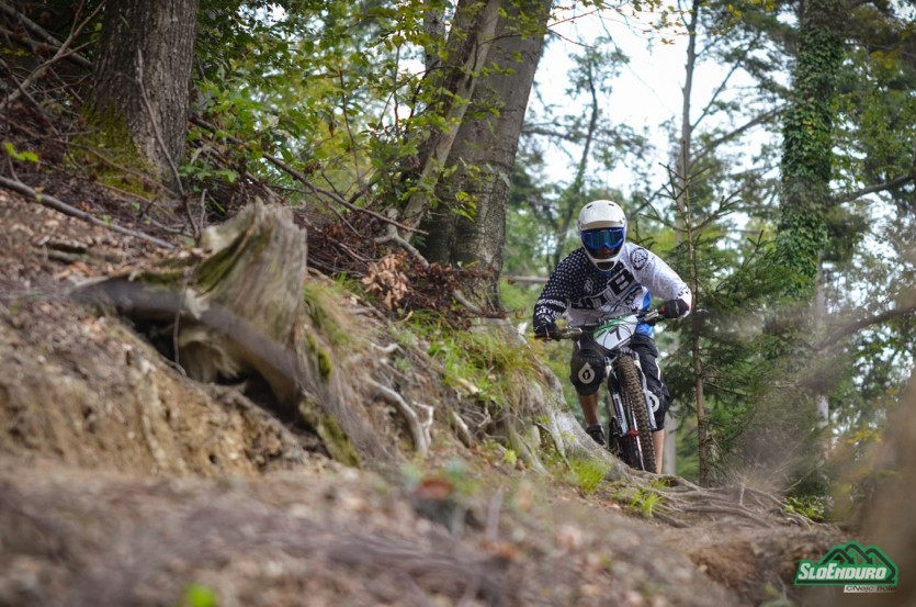 Main trail of Enduro Kamnik will be running down mostly on the stage one and three from last year.