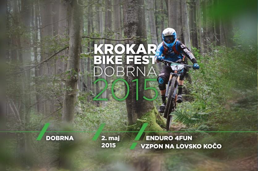 Krokar Bike Fest Dobrna