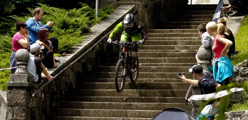 Peter Mlinar v peti etapi; foto Ma_Tej