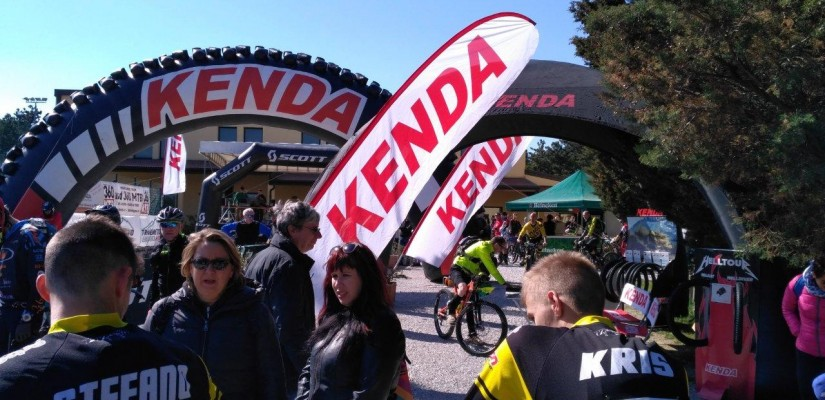 SloEnduro powered by Kenda