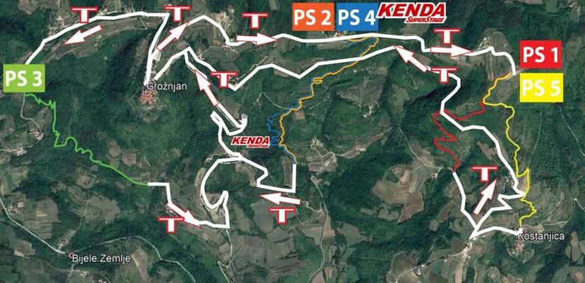Enduro Grozni map 2019